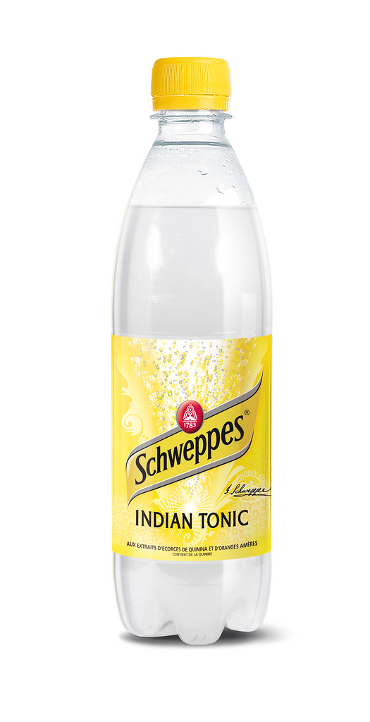 Schweppes Indian Tonic (50 cl)