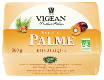Pain de palme BIO, Vigean (500 g)