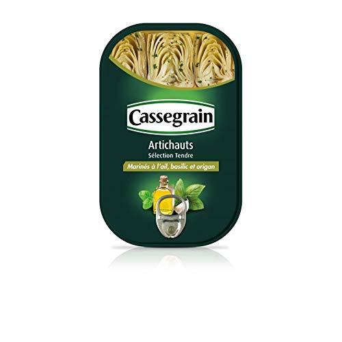 Artichauts marinés, Cassegrain (125 g)
