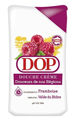 Douche crème Framboise, Dop (250 ml)
