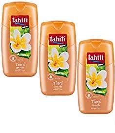 Gel douche Tiaré sensuelle, Tahiti Douche LOT DE 3 (3 x 250 ml)