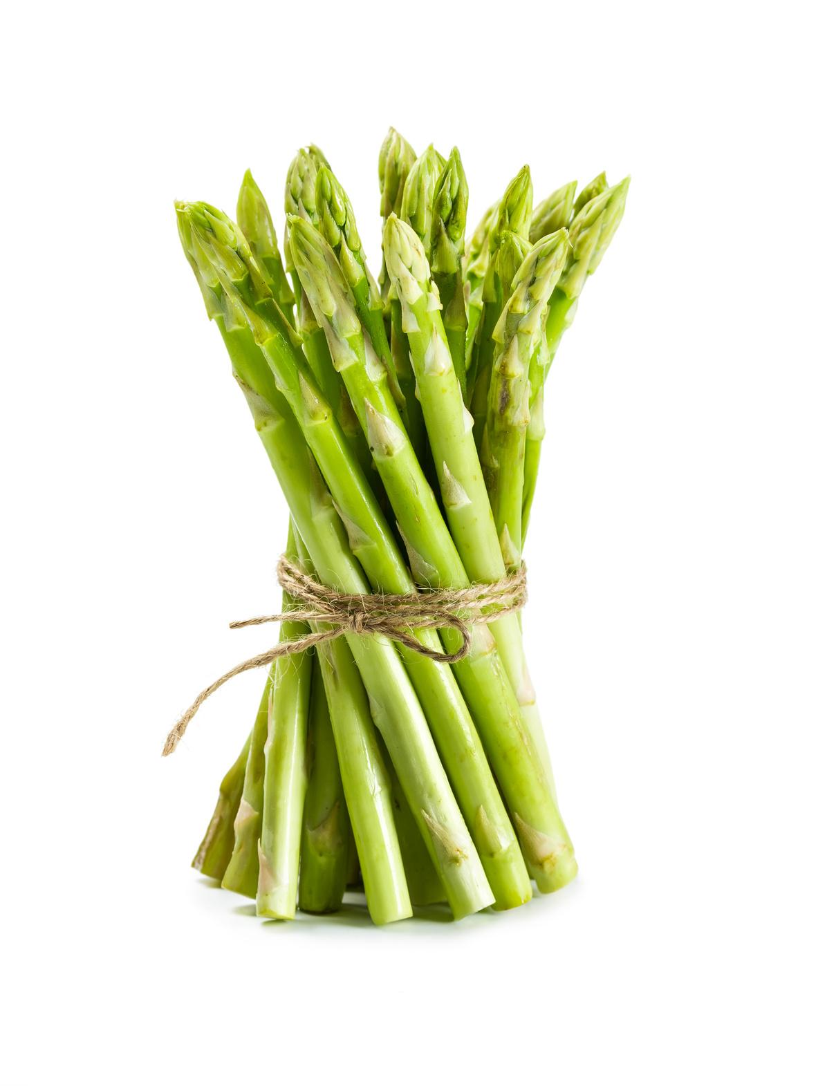 Botte d'asperges vertes import +16 (environ 500 g)