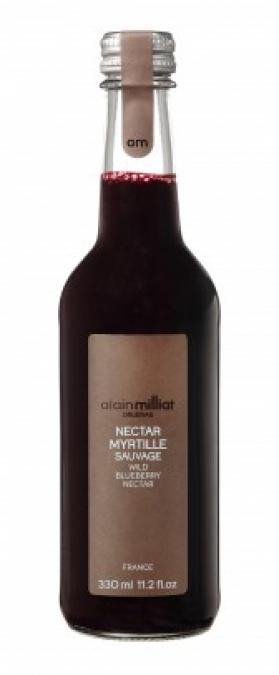 Nectar Myrtille Sauvage, Alain Milliat (33 cl)