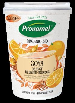 Soya Variation orange/thé rouge, Provamel Frais (500 g)
