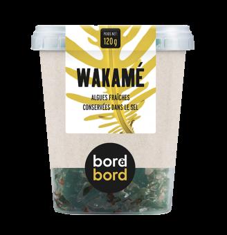 Wakamé BIO, Bord à bord (120 g)