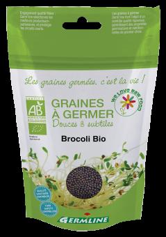 Brocoli à germer BIO, Germline (150 g)