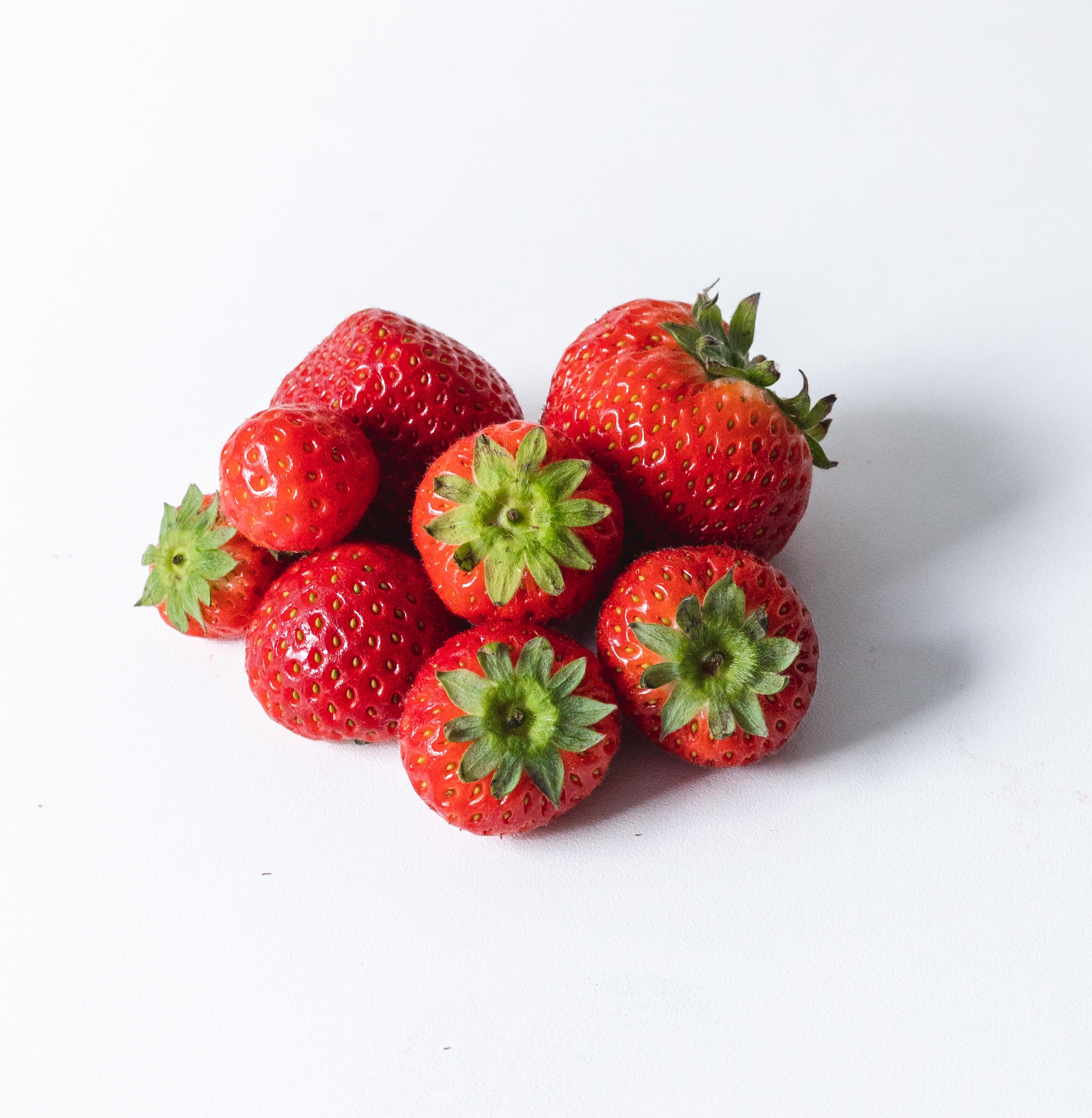 Barquette de fraises locales et sans pesticides, Agricool (125 g)