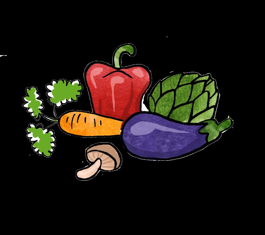 Panier 100% légumes