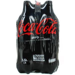 Coca-Cola Zero (4 x 1.5 l)