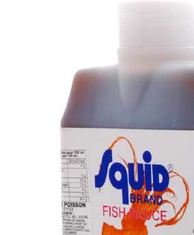 Sauce de poisson squid (4,5 L)