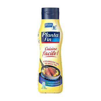 Margarine cuisine facile, Planta Fin  (500 ml)