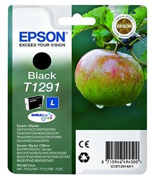 Cartouche Epson T1291  Noir