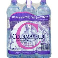 Pack de Courmayeur (6 x 1,5 L)
