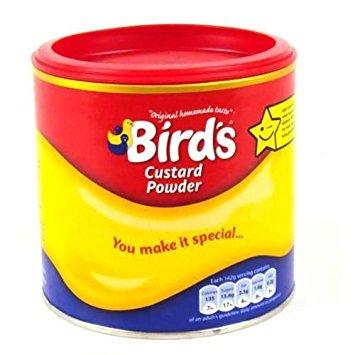 Préparation pour crème pâtissière (custard), Bird's (300 g)