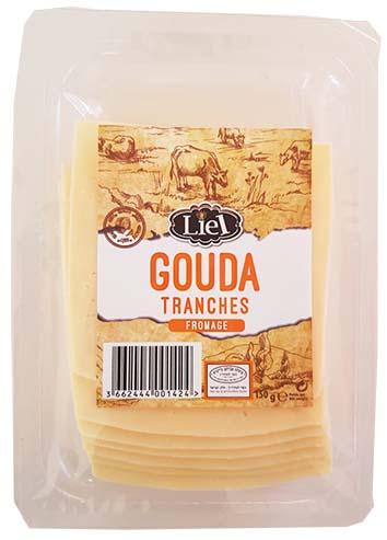 Gouda tranché, Liel (150 g)