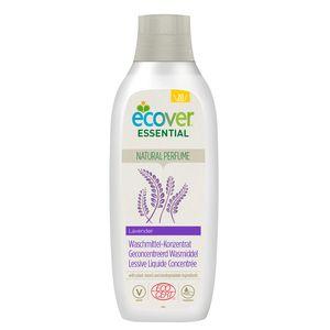 Lessive liquide concentrée parfum lavande, Ecover (1 L = 20 lavages)