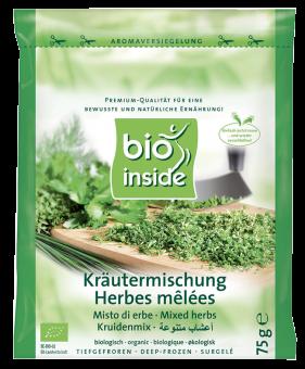 Mélange d'herbes aromatiques BIO, Bio Inside (75 g)