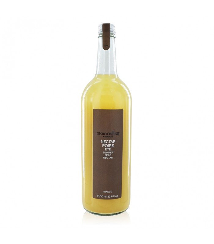 Nectar Poire Williams Eté, Alain Milliat (1 L)