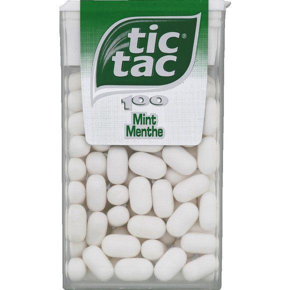 Tic Tac Menthe (étui de 110)