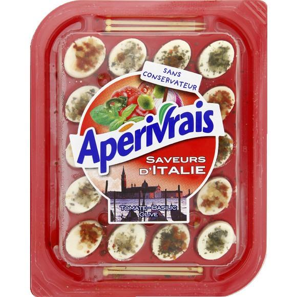Apérivrais St Morêt, Saveur Italie (100 g)