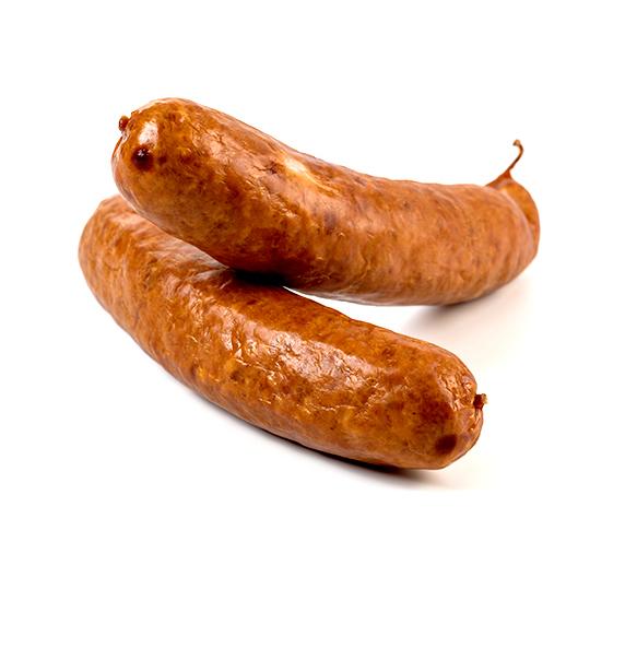 Saucisse de Montbéliard, Maison Conquet (x 2, environ 320 - 350 g)