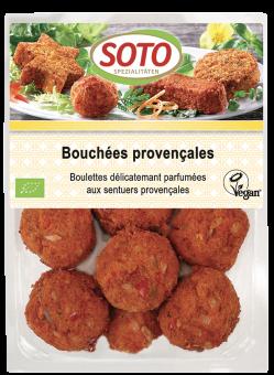 Bouchées provençales, Soto (x 15, 250 g)