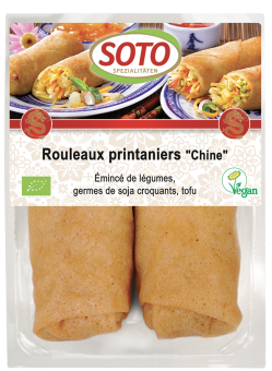 Rouleaux printaniers Chine, Soto (x 2, 220 g)