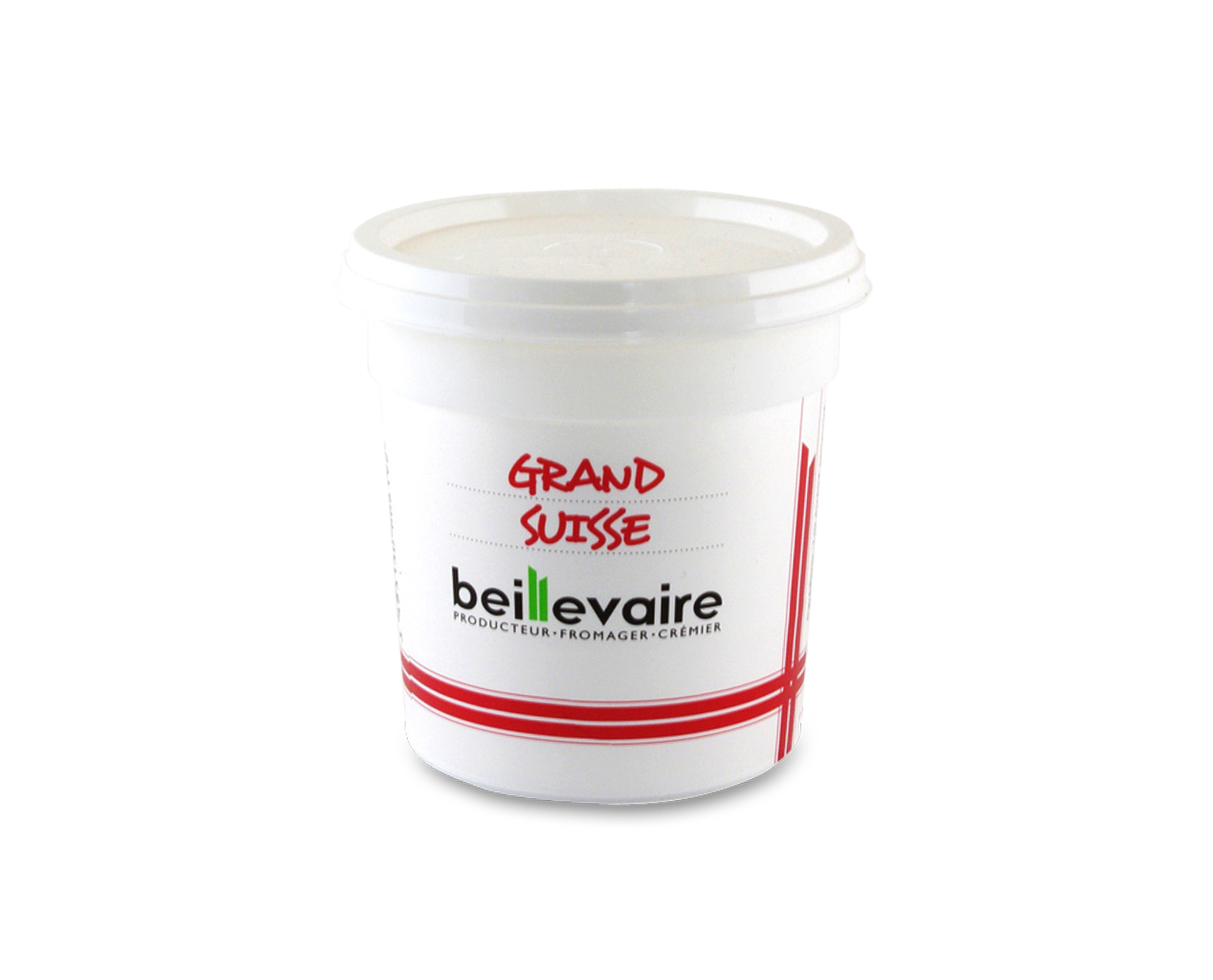 Grand Suisse nature, Beillevaire (100 g)