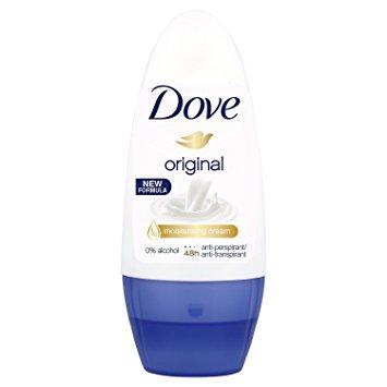 Déodorant bille original, Dove (50 ml)