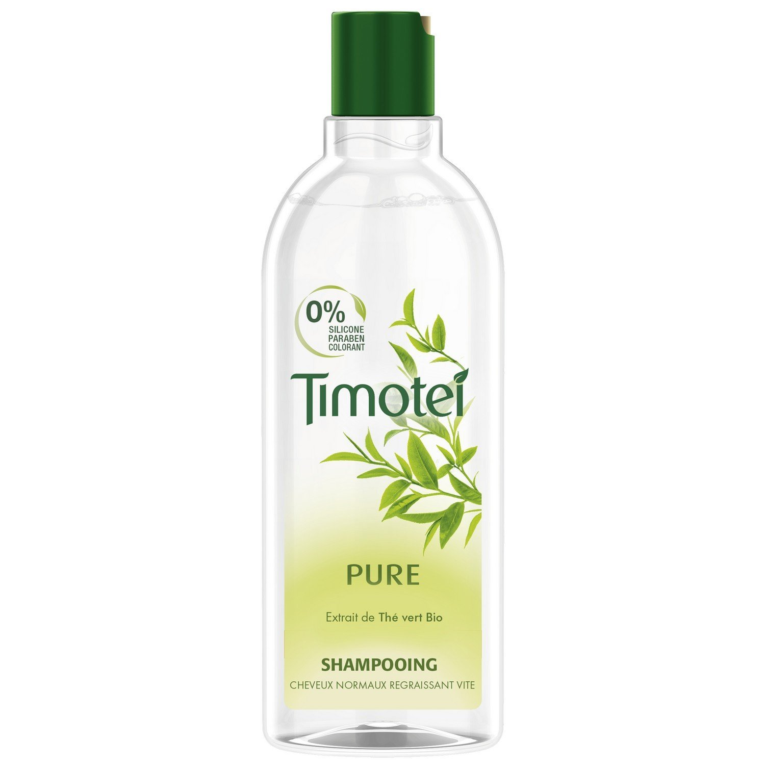 Shampooing doux Pure 0%, Timotei (300 ml)