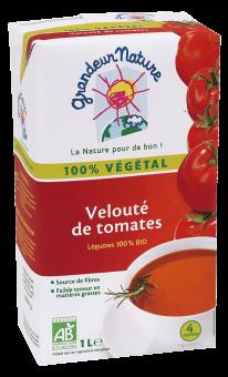 Velouté de tomates BIO, Grandeur Nature (1 L)