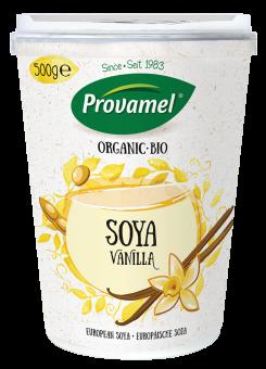 Soya Variation vanille, Provamel Frais (500 g)