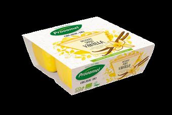Soya Dessert vanille, Provamel (x 4, 500 g)