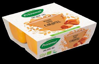 Soya Dessert caramel, Provamel (x 4, 500 g)