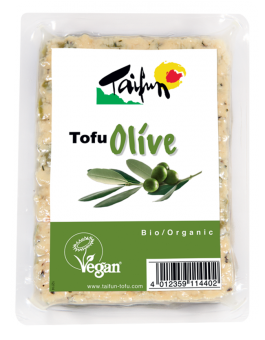 Tofu olive, Taifun (200 g)