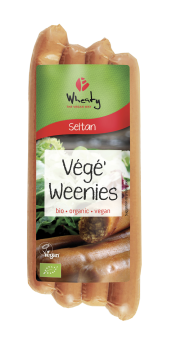 Végé' Weenies, Wheaty (200 g)