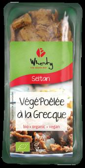 Végé' Poêlée à la Grecque, Wheaty (200 g)