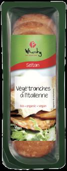 Végé' Tranches à l'Italienne, Wheaty (100 g)