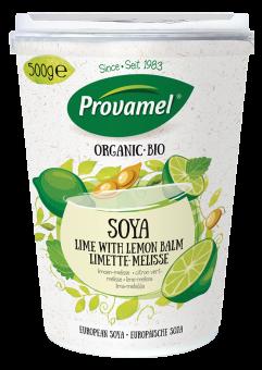 Soya Variation citron vert/mélisse, Provamel Frais (500 g)