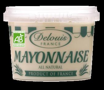 Mayonnaise BIO, Delouis (110 g)