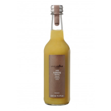 Jus Tomate Verte, Alain Milliat (33 cl)