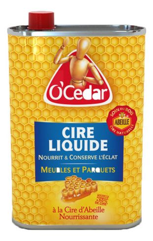 Cire liquide pour le bois, Ocedar (750 ml)