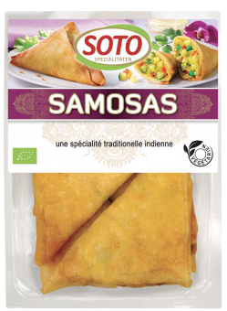 Samosas, Soto (x 4, 250 g)