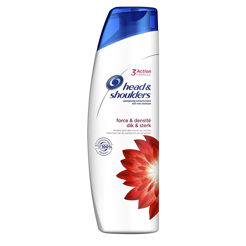Shampooing Force/densité, Head&shoulders (280 ml)