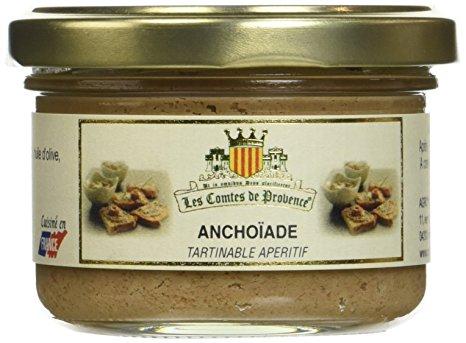 Anchoïade, Comtes De Provence (90 g)
