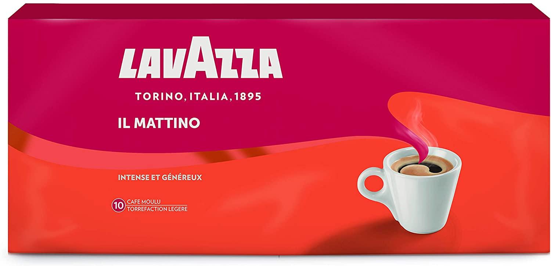 Café Il Mattino, Lavazza (4 x 250 g)