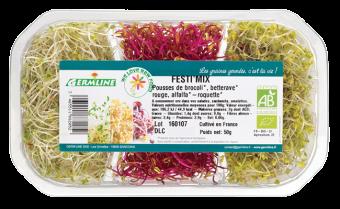 Festi'Mix BIO, Germline (50 g)