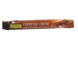 Stick espresso chocolat noir BIO, Rapunzel (22 g)