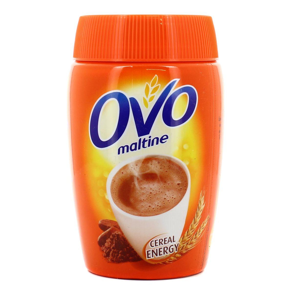 Chocolat en poudre malté, Ovomaltine (400 g)