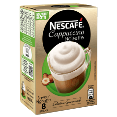 Cappuccino Noisette, Nescafe (8 sticks)